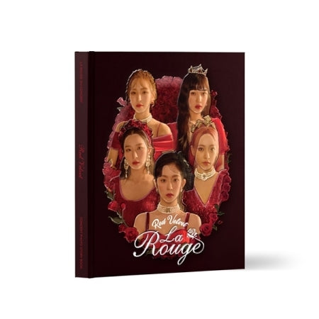 RED VELVET 3RD CONCERT [LA ROUGE] Photobook