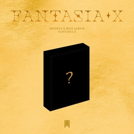 [KiT] MONSTA X Mini Album - FANTASIA X Air-KiT