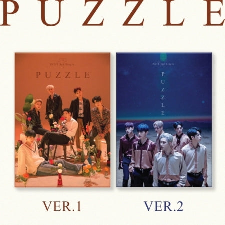 [KiT] IN2IT 3rd Single Album - PUZZLE Air KiT