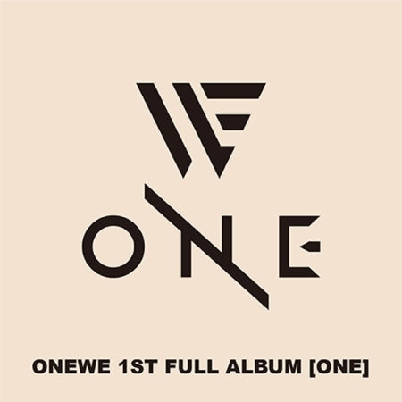 [Pre-Order] ONEWE 1st Album - ONE