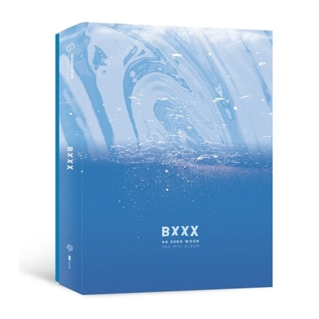 [Pre-Order] Ha Sung Woon 2nd Mini Album - BXXX