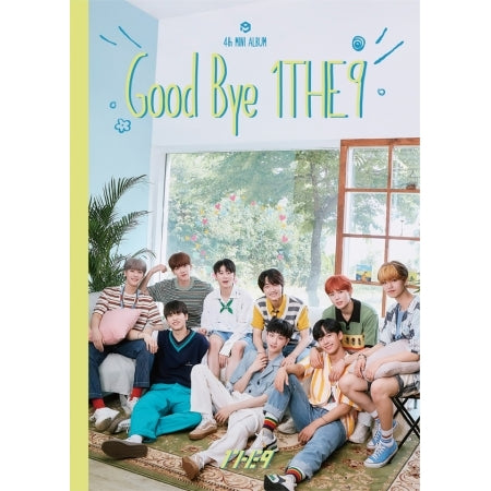 [Pre-Order] 1THE9 4th Mini Album - Good Bye 1THE9