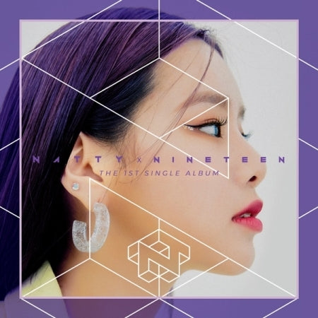 [KiT] NATTY 1st Single Album - NINETEEN Air-KiT