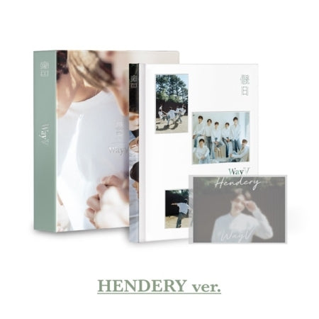 [Pre-Order] WAYV Photobook - 假日 (Holiday)
