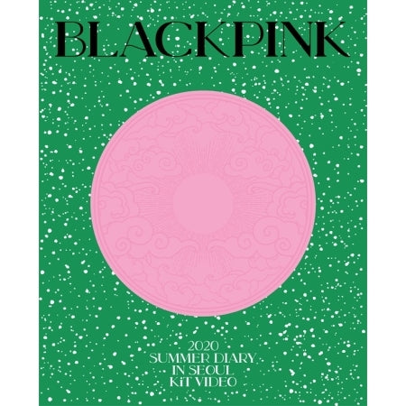 [Pre-Order] [KiT] BLACKPINK 2020 SUMMER DIARY IN SEOUL KiT Video
