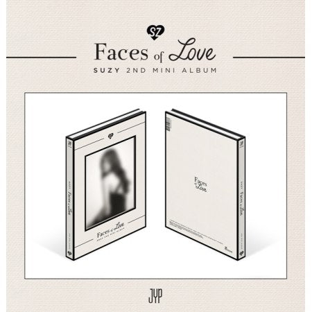 수지 SUZY 2ND MINI ALBUM - FACES OF LOVE