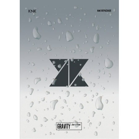 크나큰 KNK -(REPACKAGE) GRAVITY COMPLETED