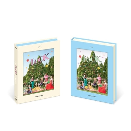 [Pre-Order] APINK 9th Mini Album - LOOK