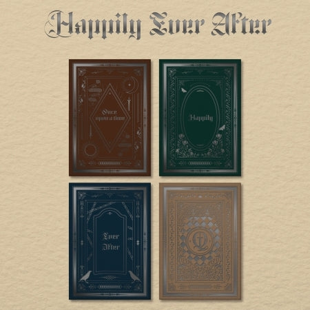 [KIHNO] NU'EST - HAPPILY EVER AFTER Kihno Kit