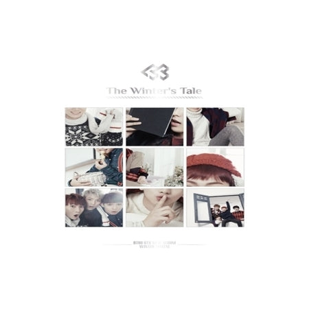BTOB 6TH MINI ALBUM WINTER SPECIAL - THE WINTER'S TALE