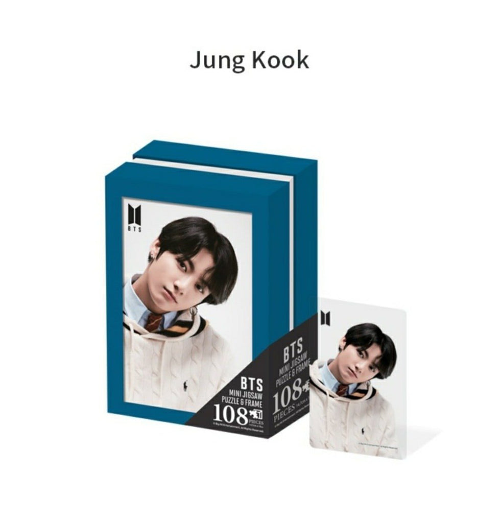 BTS Official Merchandise - Jigsaw Puzzle
