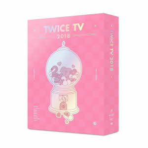 TWICE TV 2018 DVD SET