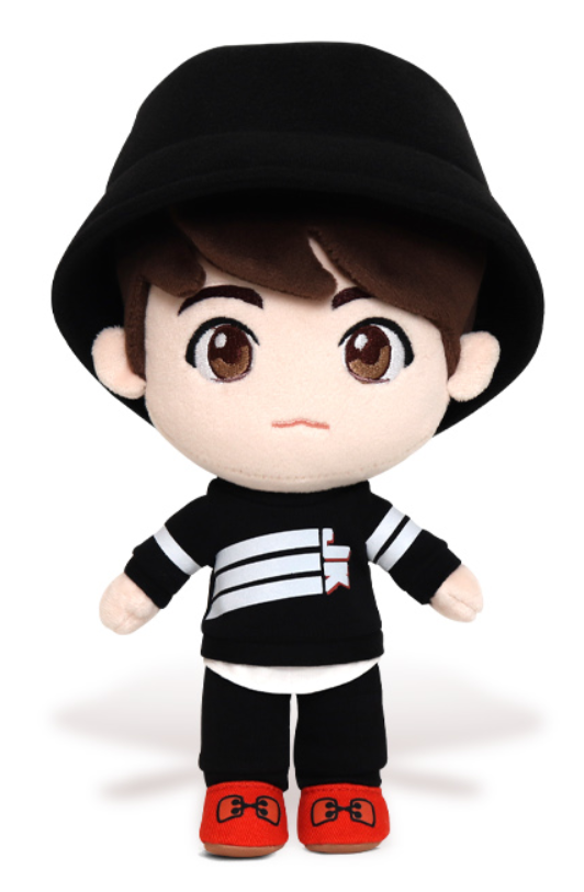 [Pre-Order] BTS Official Merchandise - TinyTAN MIC Drop DOLL