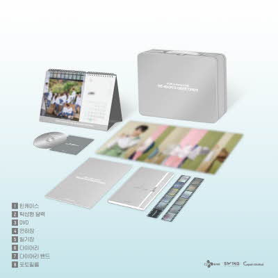 [FREE SHIPPING/LIMITED STOCK] WANNA ONE 2019 SEASON'S GREETINGS