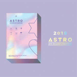 [FREE SHIPPING/LIMITED STOCK] ASTRO 2019 SEASON'S GREETINGS