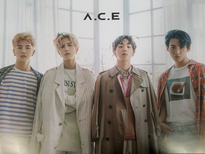 A.C.E - ADVENTURES IN WONDERLAND OFFICIAL POSTER (Day, A Version)