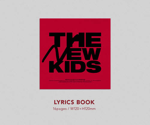 IKON NEW KIDS REPACKAGE : [THE NEW KIDS]