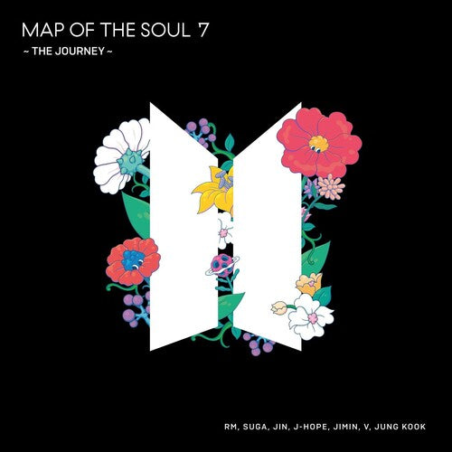 BTS Map Of The Soul : 7 - The Journey - Japanese Version