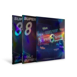 [Pre-Order] Super Junior Concert Photobook - Super Show 8 : Infinite Time