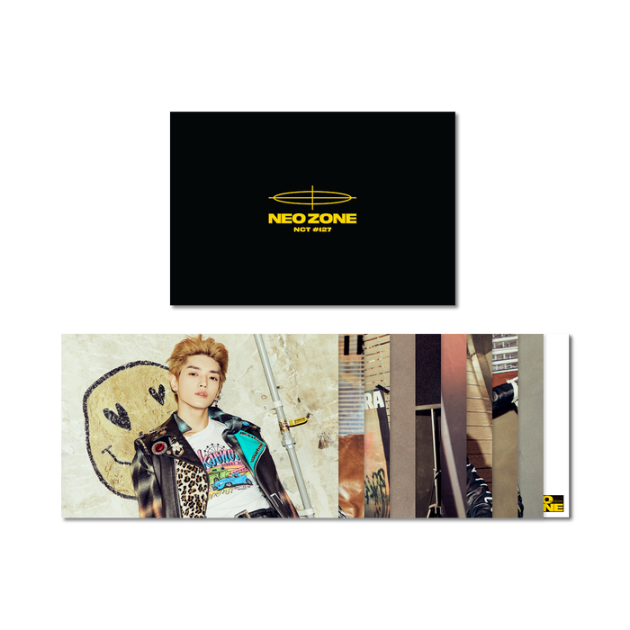 [Pre-Order]  NCT 127 Neo Zone Postcard Set