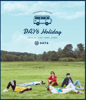 [Pre-Order] DAY6 2019 Season's Greetings
