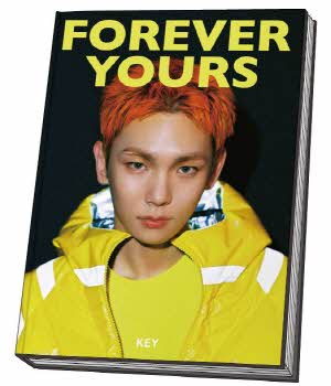SHINEE KEY 'Forever Yours' MUSIC VIDEO STORY BOOK