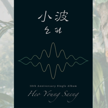 [Pre-Order] HEO YOUNG SAENG 10TH ANNIVERSARY SINGLE ALBUM - 소파 (小波) (REGULAR VER)