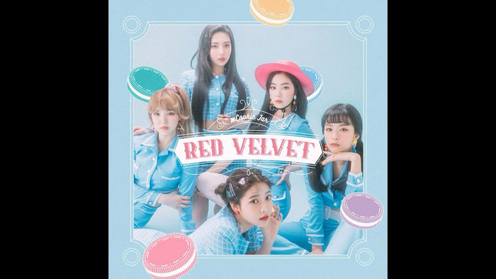 [JAPAN IMPORT] RED VELVET - #COOKIE JAR (REGULAR VER)
