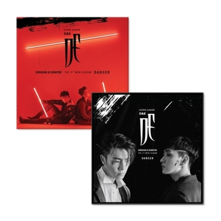 [KIHNO] Super Junior D&E 3rd Album - Danger Kihno Kit