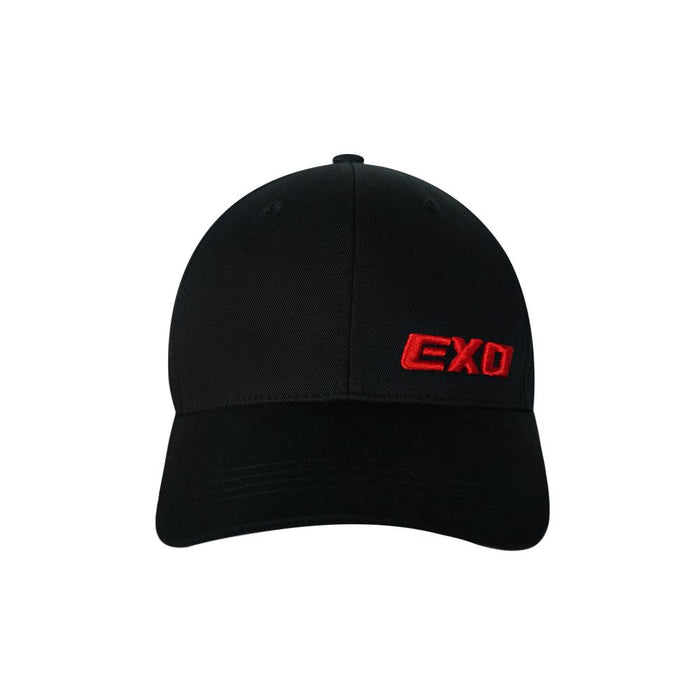 EXO 'DON'T MESS UP MY TEMPO' DAD HAT WITH EXTENDED RIBBON