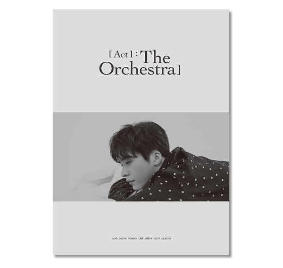 HIGHLIGHT 손동운 SON DONG WOON 1ST MINI ALBUM - ACT 1 : THE ORCHESTRA