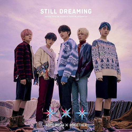 [JAPAN IMPORT] TXT - STILL DREAMING (LIMITED B)