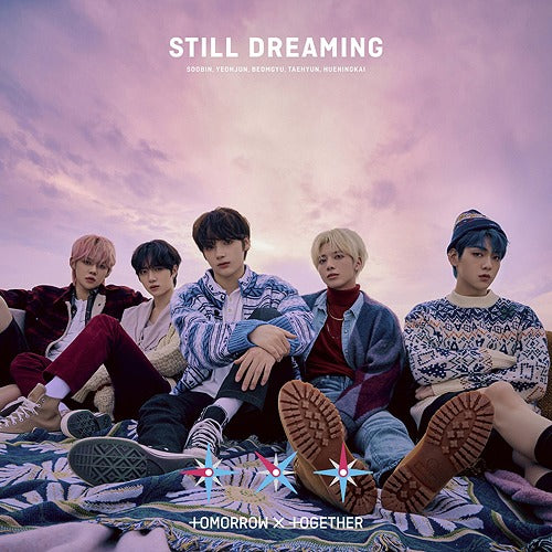 [JAPAN IMPORT] TXT - STILL DREAMING (REGULAR VERSION)