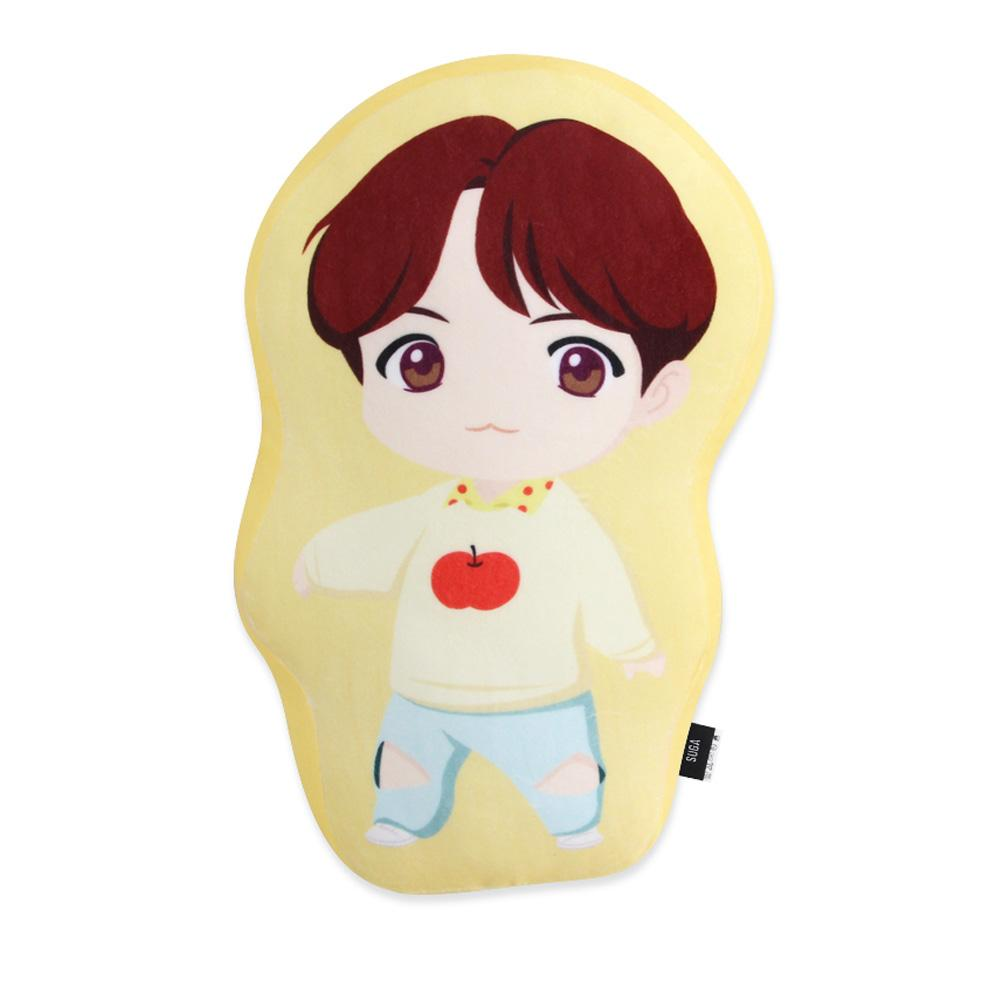 BTS Nara Home Deco Official Collaboration Merchandise - CHARACTER SOFT CUSHION