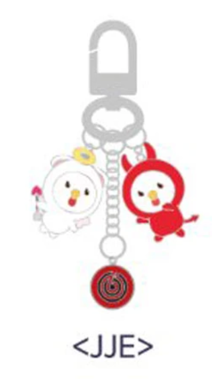 Day6 Official Merchandise - Denimalz KeyRing