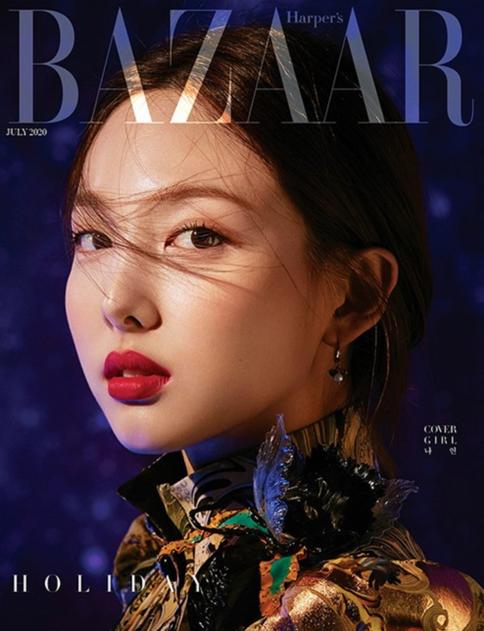 Bazaar Korea Magazine 07/2020 - TWICE