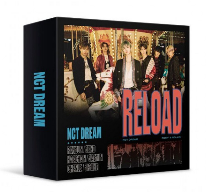 [Re-release] NCT DREAM KiT Album - Reload Air-KiT