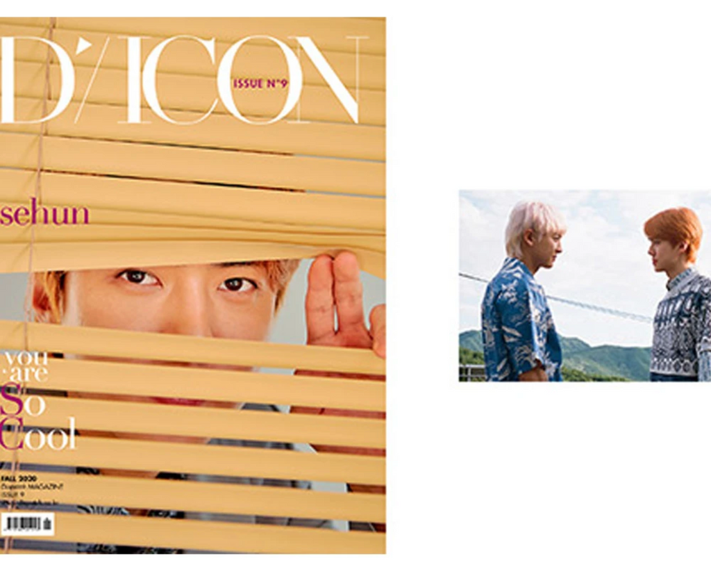 [Pre-Order] D-icon : EXO-SC - You Are So Cool