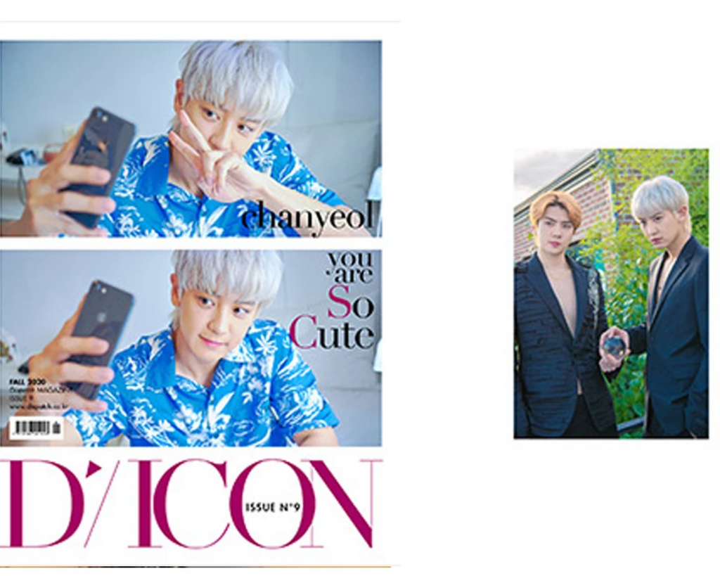 D-icon : EXO-SC - You Are So Cool
