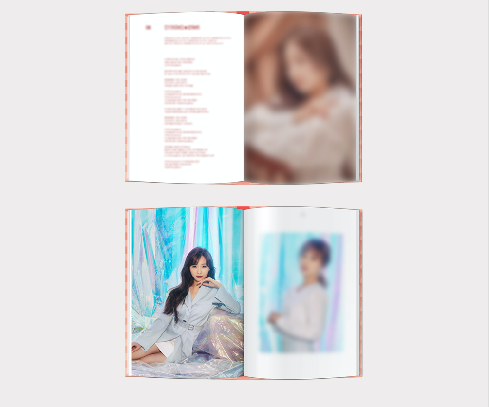 러블리즈 LOVELYZ 4TH MINI ALBUM 治癒