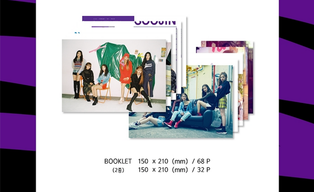 (G)I-DLE 1st Mini Album - I AM