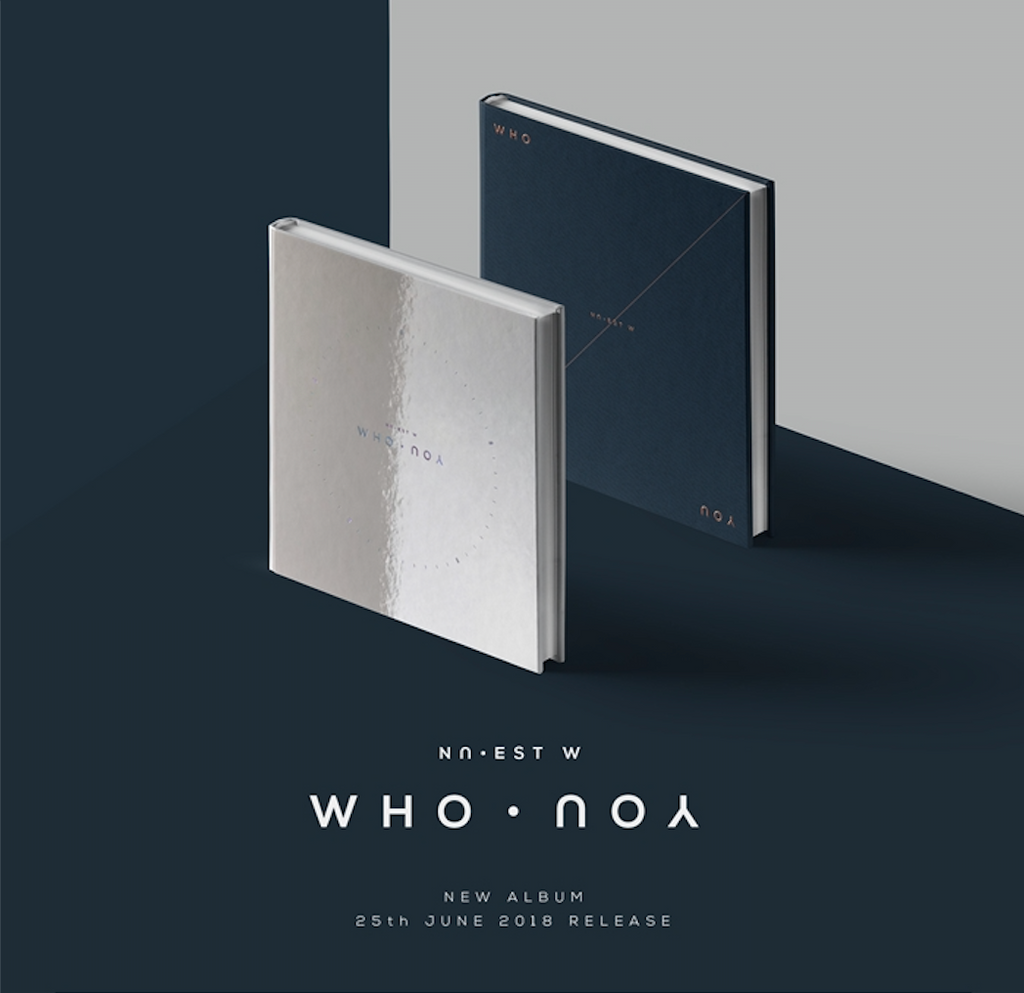 뉴이스트 NU'EST W - WHO YOU