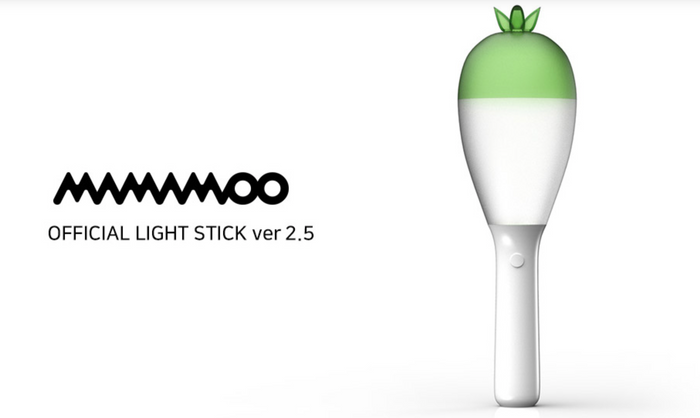 마마무 MAMAMOO - Official Light Stick Ver 2.5