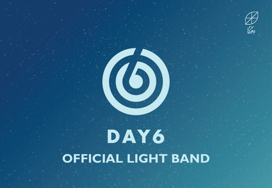 데이식스 DAY6 OFFICIAL LIGHT BAND