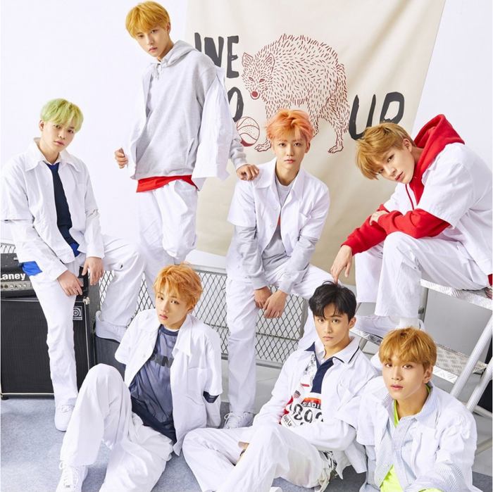 [Pre-Order] 엔시티 드림 NCT DREAM 2ND MINI ALBUM - WE GO UP