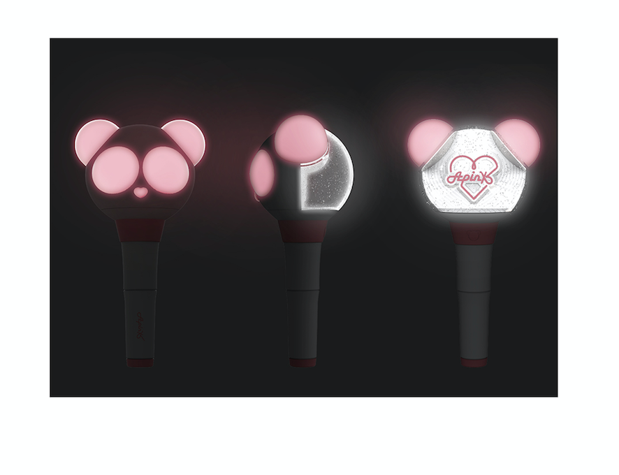 APINK OFFICIAL LIGHTSTICK (VERSION 2)