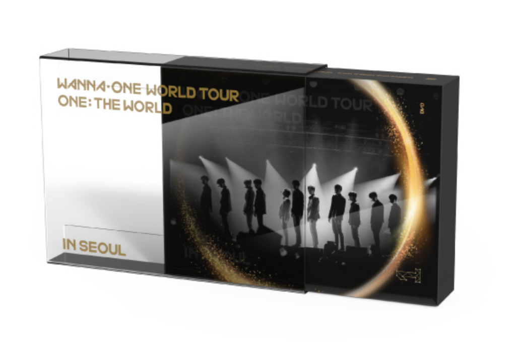 Wanna One DVD World Tour One : The World in Seoul