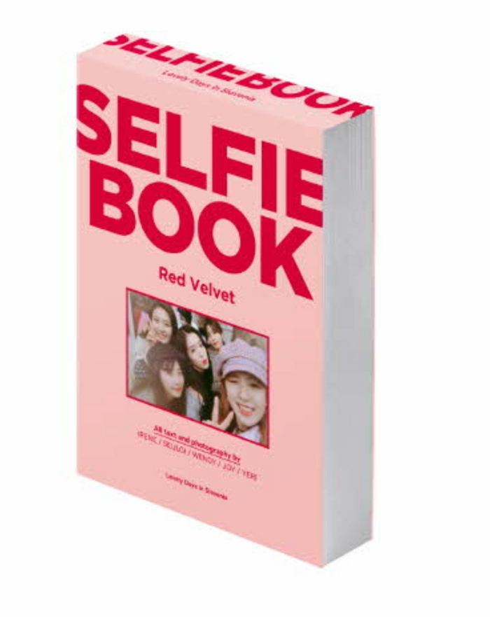 레드벨벳 RED VEVLET SELFIE BOOK #2