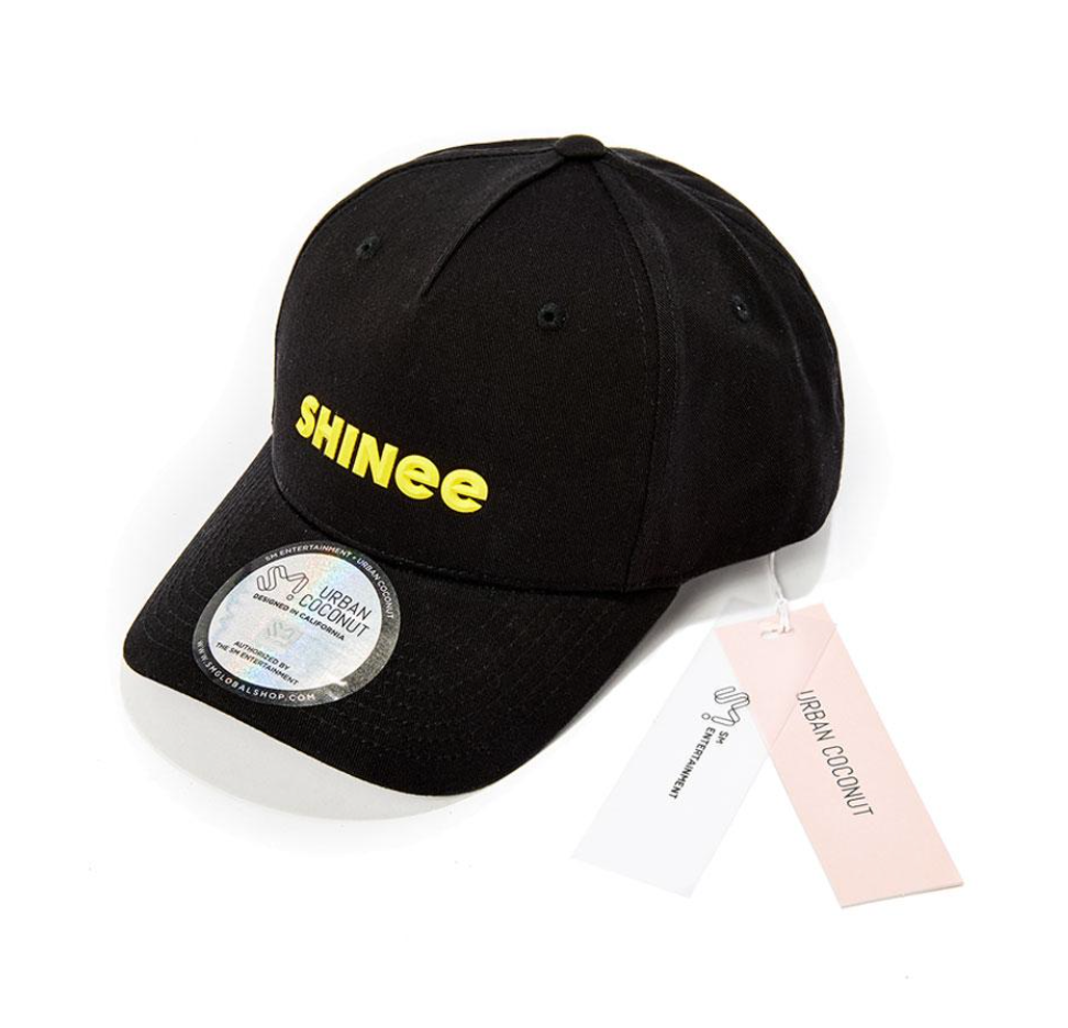 SHINEE SM OFFICIAL THE STORY OF LIGHT DAD HAT
