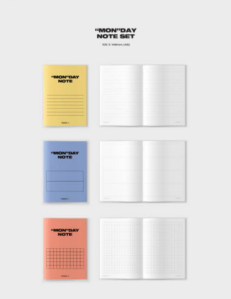 MONSTA X 2019 SEASON'S GREETINGS
